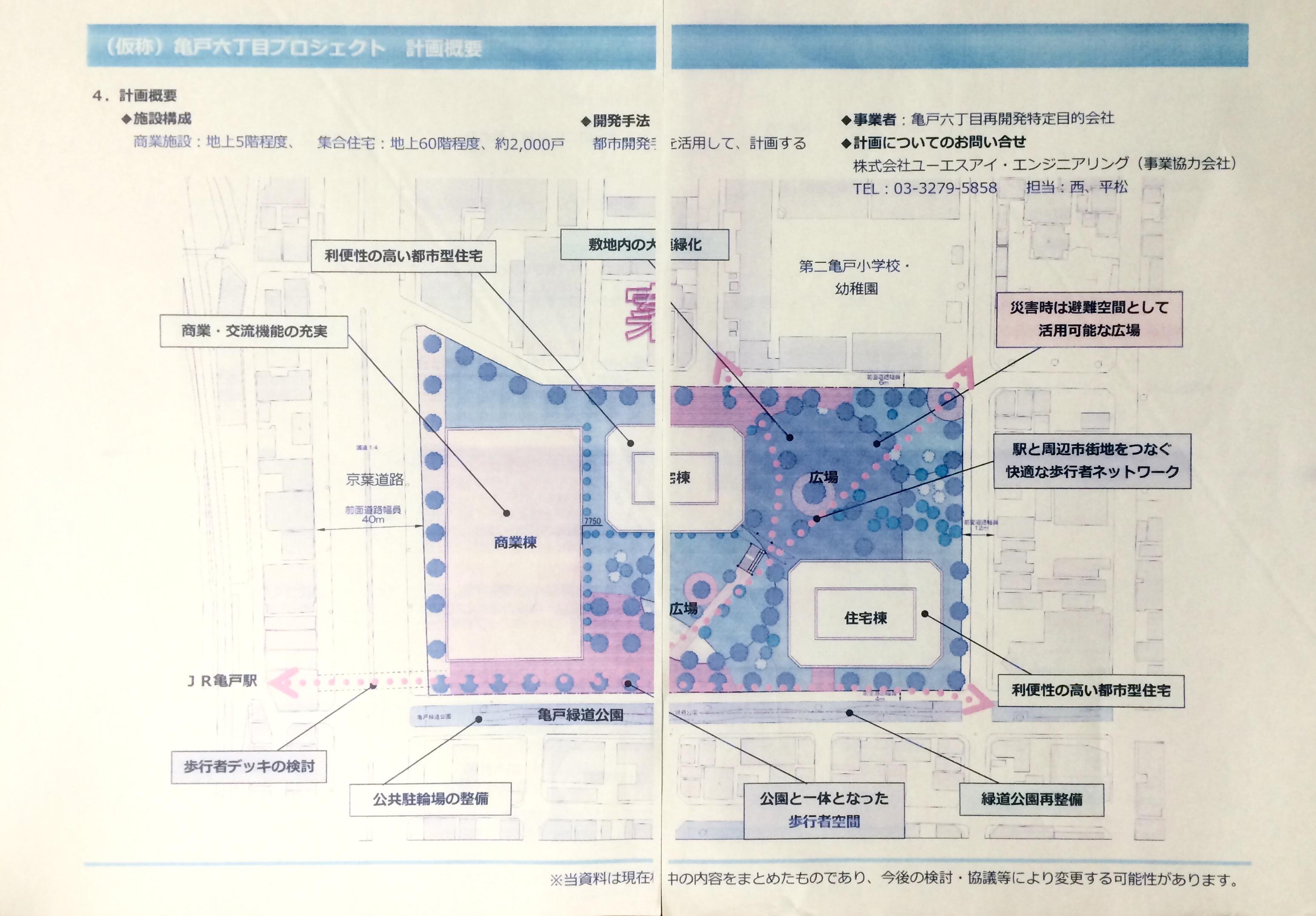 サンストリート亀戸再開発資料03